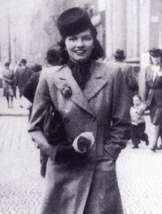 Hana Krupková, 1944-45. FOTO: archív Jaroslava Čvančary