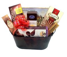 Great selection of sweet gift baskets in Toronto, visit here for more info. Free delivery. Great prices.