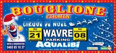 Circus Firmin Bouglione reist met boerderijdieren en goede circusartiesten rond in België. Dit jaar met een kerstcircus in Waver