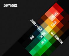 55 amazing examples of HTML5
