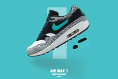 """ATMOS Head Designer Contemplating Changes to 2017 """"Elephant"""" Air Max 1"""