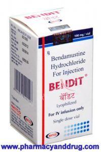 Bendit (Bendamustine Hydrochloride for Injection)