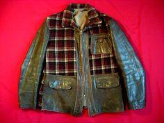 Vintage Leather Jacket, Leather Jackets, Aachen Germany, Custom Bobber, Lifestyle Fashion, Bobbers, Vest Jacket, Old School, Vests