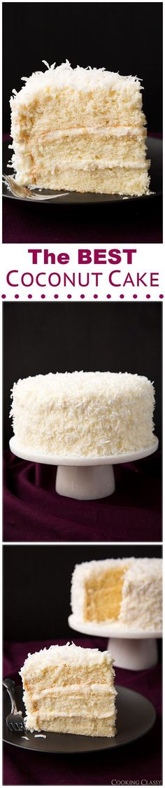 coconut cake recipe national cake day