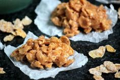 Recipe: Honey Cornflake Candy
