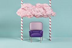 La designer Eli Gutierrez a fondé son studio, elle travaille entre Paris et l'Espagne et réalise des meubles, des objets mais également des intérieurs.Nou