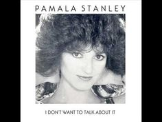 Pamala Stanley - I Don't Want to Talk About it (High Energy) High Energy, Music, Movie Posters, Musica, Musik, Film Poster, Muziek, Music Activities, Billboard