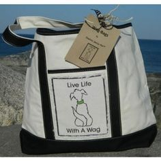 Two winners will be selected to win a Snazzy Jazzy Wag Bag!