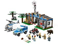 Wishers get a FREE Mini Sopwith Camel with the purchase of a LEGO® Forest Police Station  http://wishadeal.com/deals?new_deal=530