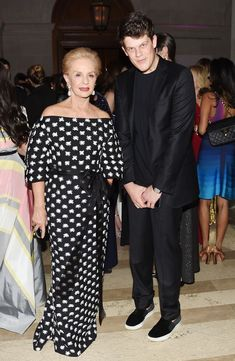 Carolina Herrera To Step Down After New York Fashion Week - Carolina Herrera Stepping Down, Appointing Wes Gordon As Creative Director