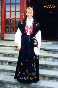 CP Mette-Marit as teenager