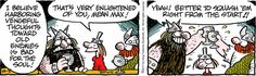 Hagar the Horrible for 10/5/2017
