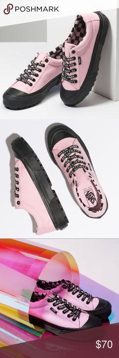 37158628f62d8c NIB    Vans x Lazy Oaf Almond Blossom Shoes NIB Vans x Lazy Oaf Style