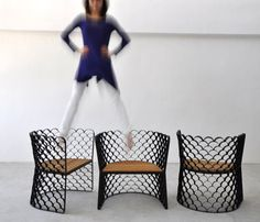 Innermost  Carp Scale Chairs