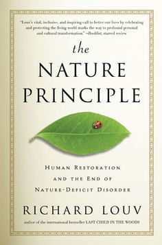 """""""Richard Louv makes a convincing case that through a nature-balanced existence—driven by sound economic, social, and environmental solutions—the human race can and will thrive. This timely, inspiring, and important work will give readers renewed hope while challenging them to rethink the way we live..."""""""