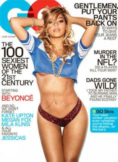 Beyoncé is GQ's sexiest woman of 21st century #celebrities #music #women