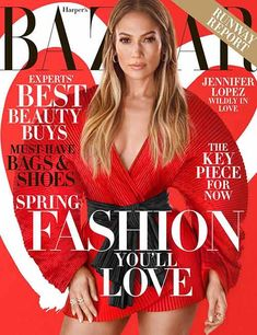 Jennifer Lopez Is (Still) on Top of the World The singer, actress, and mother opens up about finding love and how she's survived 30 years in show business. Jennifer Lopez wears a Gucci dress; Levian jewelry and is photographed by Camilla Akrans Jennifer Lopez, Fashion Magazine Cover, Fashion Cover, Magazine Covers, Women's Fashion, Fashion Editorials, Trendy Fashion, Fashion Shoot, Fashion Beauty
