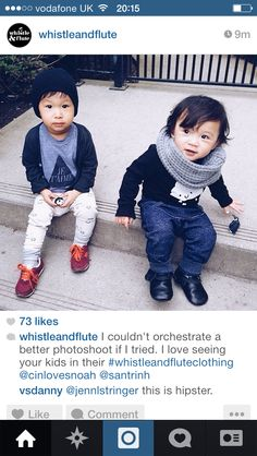 Whistle and Flute