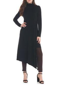 Bcbgmaxazria Women's Heavy Sculpt Jersey Tank Dress - Black - Xs