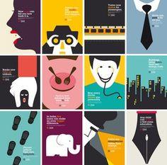 Noma Bar, Art Design, Graphic Design, Design Styles, Layout Design, Pop Art, Minimalist Poster Design, Dutch Uncle, Banner Design Inspiration