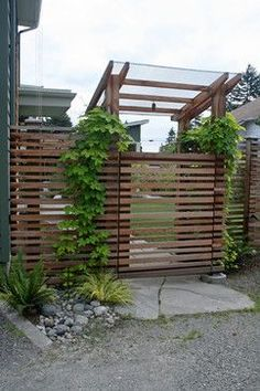Garden Structures - Banyon Tree Design Studio