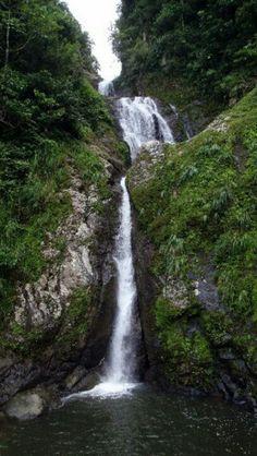 El Salto de Doña Juana - Orocovis, Puerto Rico. #Orocovis #PuertoRico