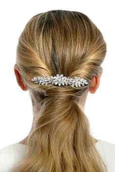 RTR Bridal Accessories Toss The Bouquet Comb