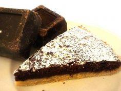 Crostata al cioccolato  http://blog.ecquobottega.it/2014/05/crostata-al-cioccolato/