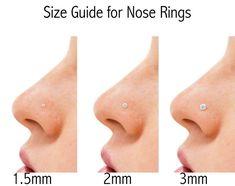 10 pièces 22 g 6 mm Argent Sterling 925 4 mm fleur avec Center Dot Nose Stud
