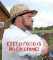 First Amendment Pre-trial Hearing Date Set For Farmer Targeted by Raw Milk Police (Urgent Update)