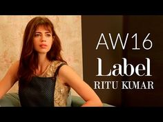 Elle India | Here's what Kalki Koechlin is wearing in the new Label Ritu Kumar campaign