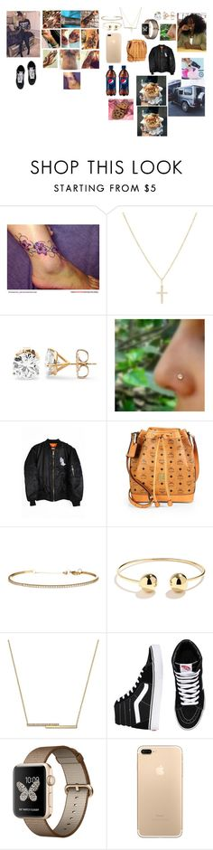 """Friday ❤️"" by slickmonnie ❤ liked on Polyvore featuring Sydney Evan, MCM, Nordstrom Rack, ZoÃ« Chicco and Vans"