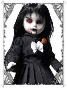 Living Dead Dolls - Sabbatha Blood Variant