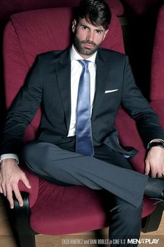 Suits. Ties. Dress Socks.