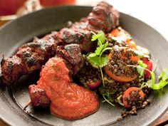 Karibisk grillsås Receptbild - Allt om Mat Tandoori Chicken, Bbq, Meat, Ethnic Recipes, Student, Food, Barbecue, Barrel Smoker, Essen