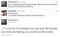 chris evans frank grillo - Twitter Search
