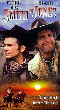 Alias Smith and Jones----  my favorite TV western, but after the first season, Pete Deuel killed himself, and was replaced by Roger Smith.