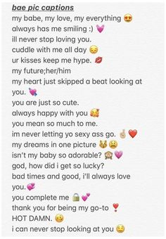Instagram Captions For Pictures, Instagram Captions Boyfriend, Instagram Picture Quotes, Instagram Captions For Friends, Cute Captions For Boyfriend, Captions For Couples, Birthday Captions Instagram, Cute Best Friend Captions, Clever Instagram Captions