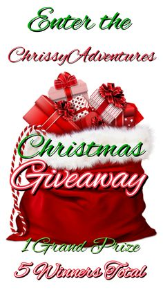 Just in time for Christmas, I am hosting a giveaway that includes a Mystery package of promotional items that I have received plus a $25 Cabela Gift Card! This prize pack could include everything f…