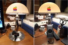 Almost done with my imac lamp. all things apple pinterest