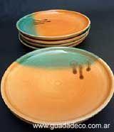 ceramica artesanal esmaltada plato - Buscar con Google