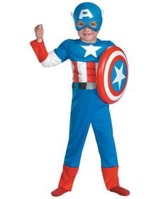 Captain America Muscle  #timelestreasure