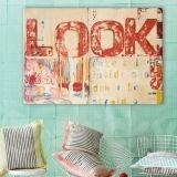 ΠΙΝΑΚΑΣ LOOK INSIDE : Click to ZOOM Frame, Stuff To Buy, Home Decor, Decoration Home, Frames, A Frame, Interior Design, Home Interior Design, Home Improvement