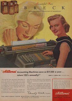 National Accounting Machines