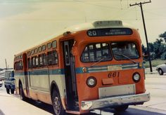 Miami, Transportation Industry, Bus Station, Busses, Coaches, Tractors, Old School, North America, Nostalgia