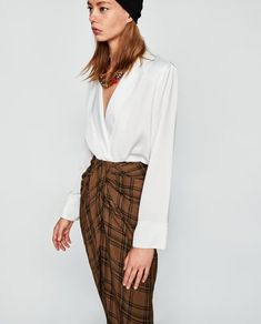 Women's Shirts & Blouses   New Collection Online   ZARA United States