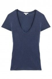 classic relaxed tee by JAMES PERSE