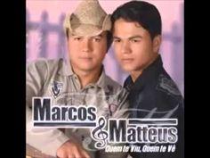 Cd Completo: Marcos e Matteus - Quem Te Viu, Quem Te Vê