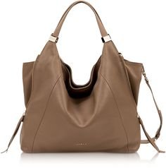 6671e75a9c Furla Liz Daino Leather Hobo Bag Hobo Taschen