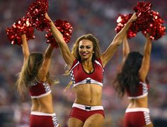 Arizona Cardinals cheerleaders